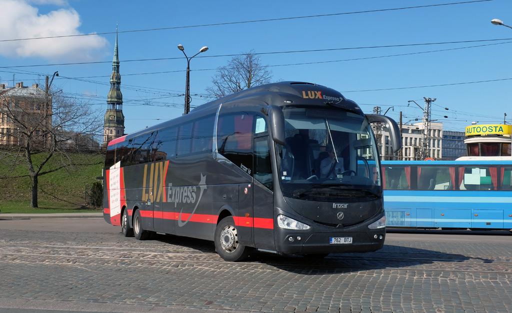 Tallinn, Irízar i6 15-3,7 № 762 BTJ