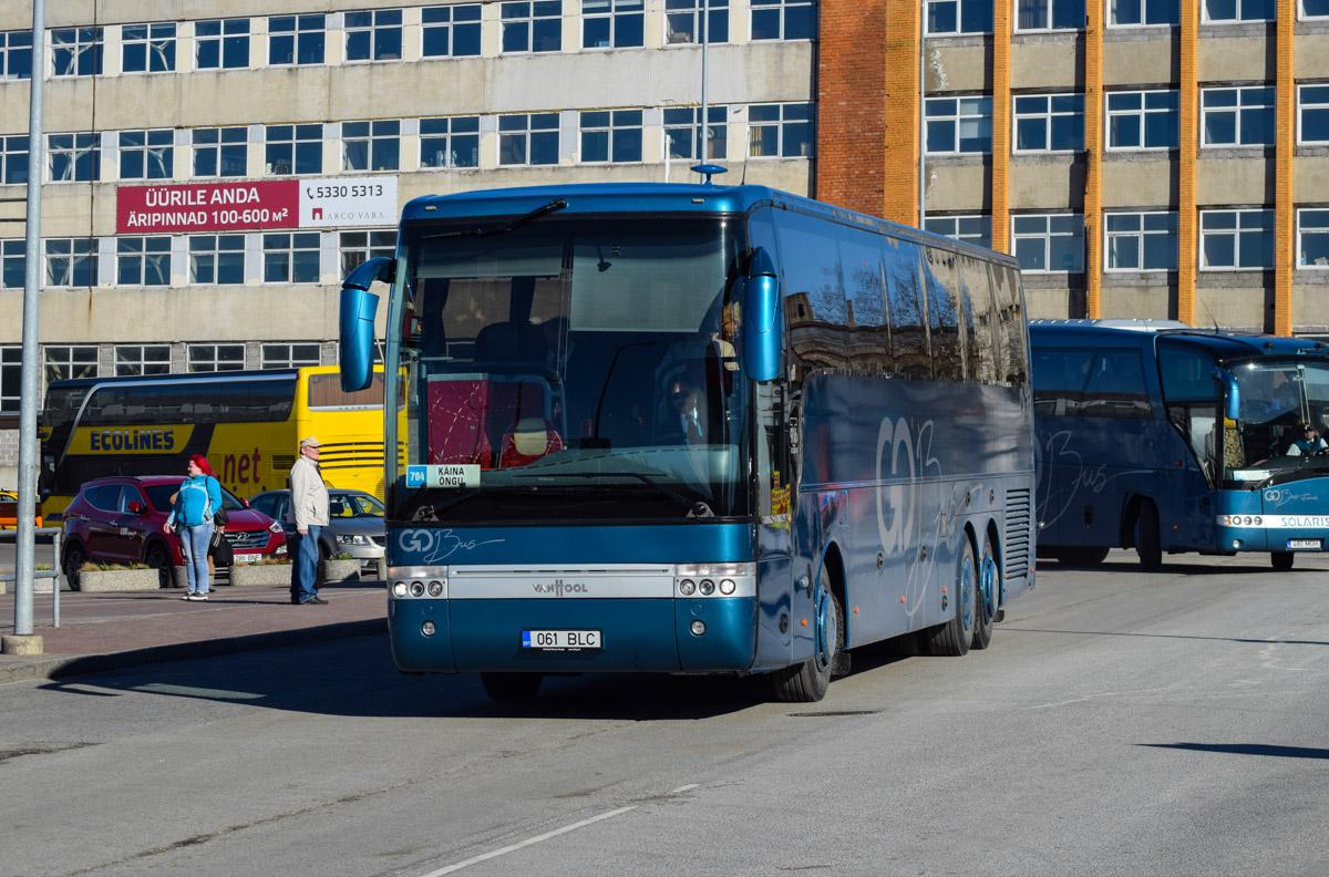 Kärdla, Van Hool T916 Acron № 061 BLC