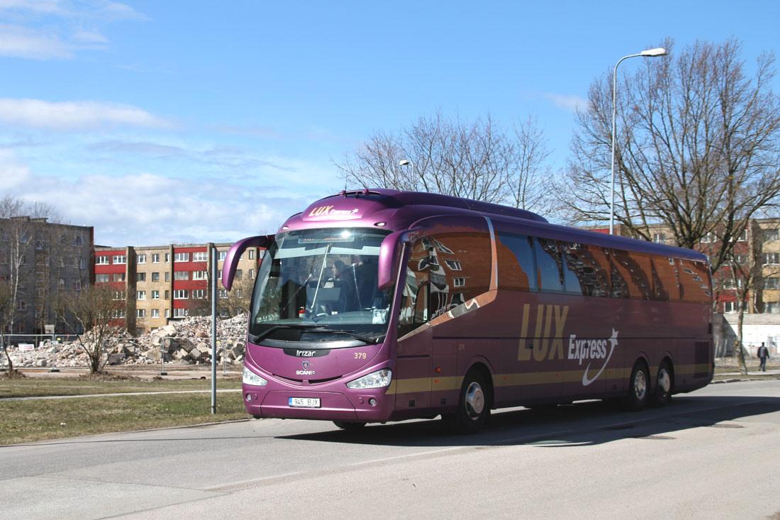 Tallinn, Irízar i6 15-3,5 № 945 BJX