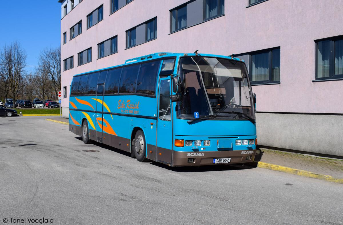 Jõhvi, Ajokki Classic II 340 № 089 BGZ
