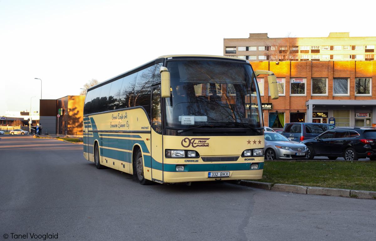 Tallinn, Carrus Classic III 360 № 332 BKX