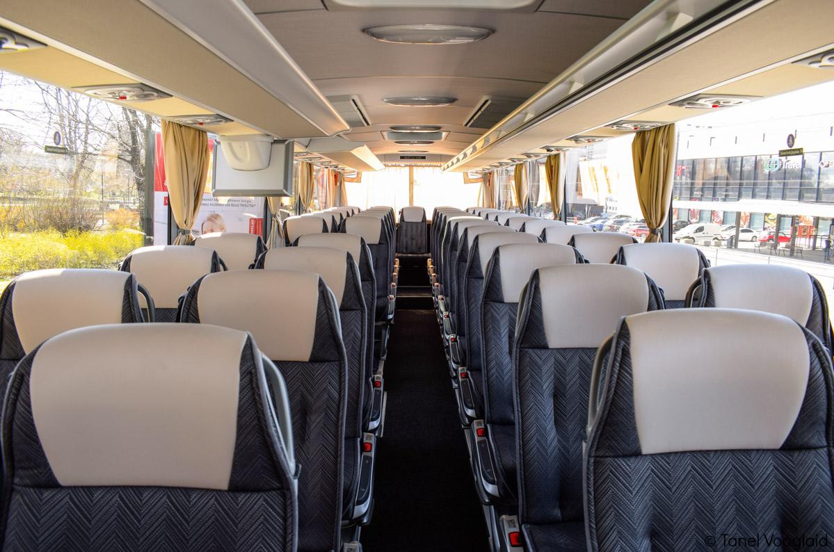 Tallinn, Mercedes-Benz O350-15RHD-II Tourismo № 138