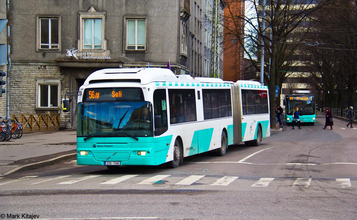 Tallinn, Säffle 7500 № 2236