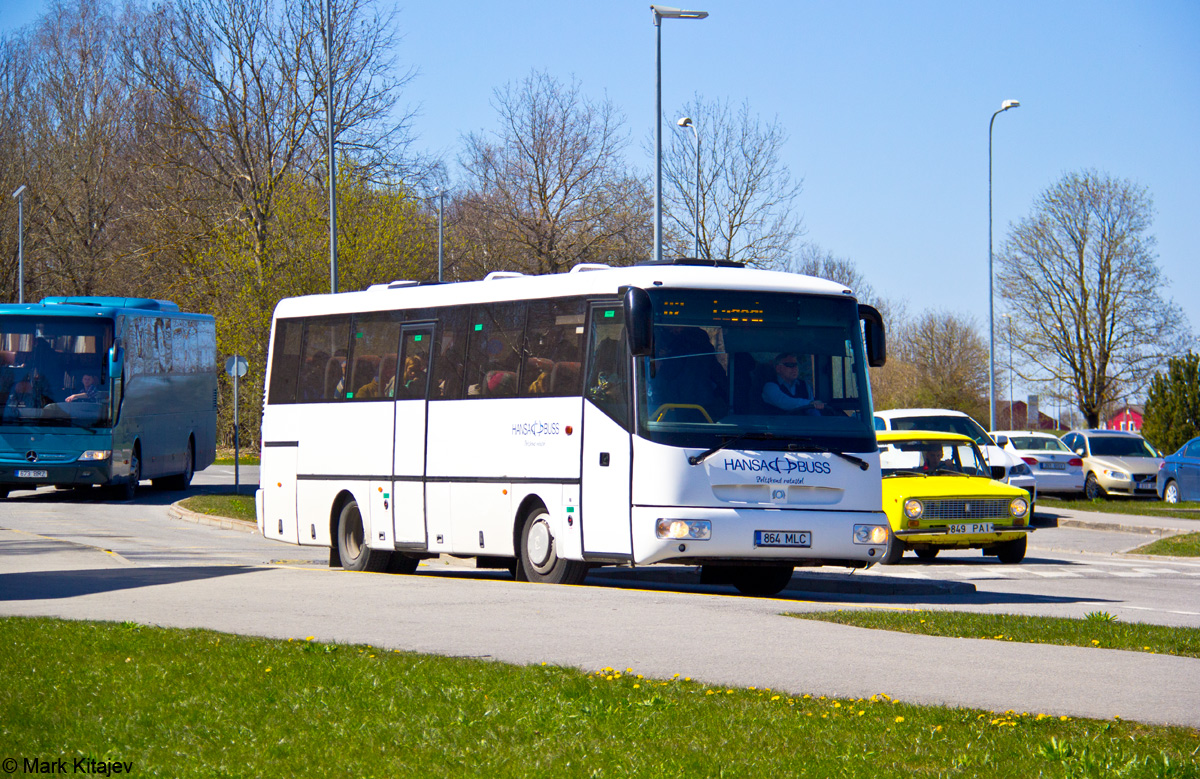 Tallinn, SOR C 9.5 № 864 MLC