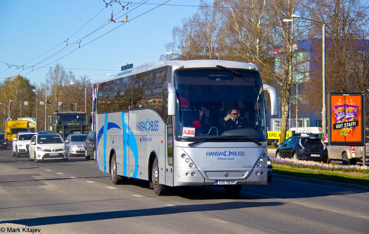 Tallinn, Jonckheere Arrow № 555 NEM