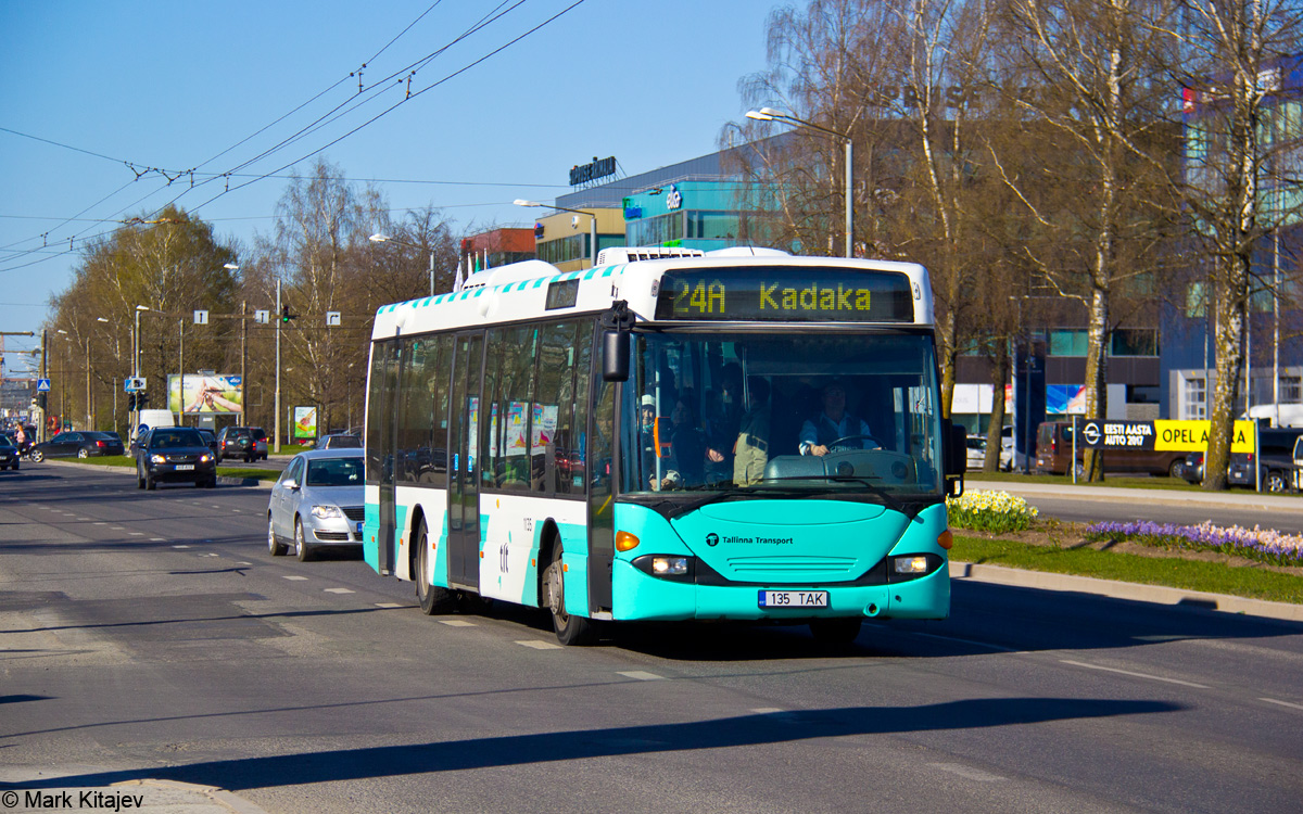 Tallinn, Scania OmniLink CL94UB № 1135