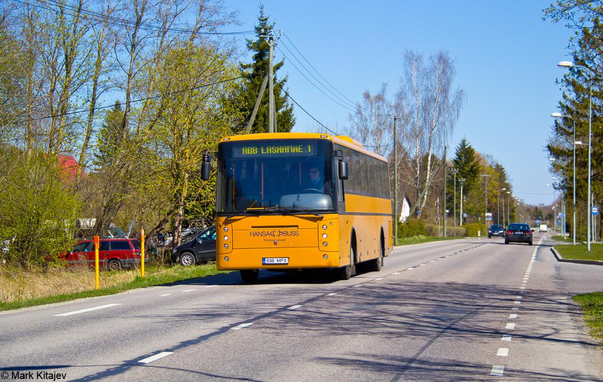 Tallinn, Vest Contrast № 698 MPX