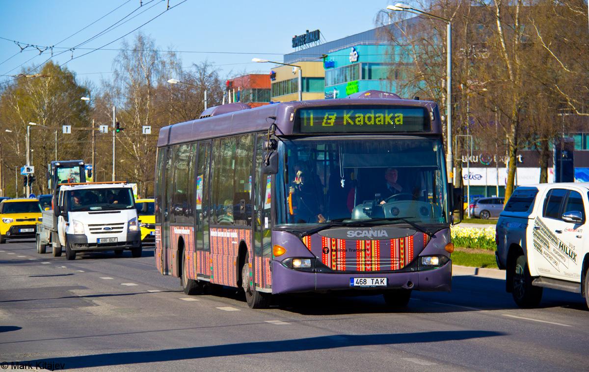 Tallinn, Scania OmniLink CL94UB № 1468