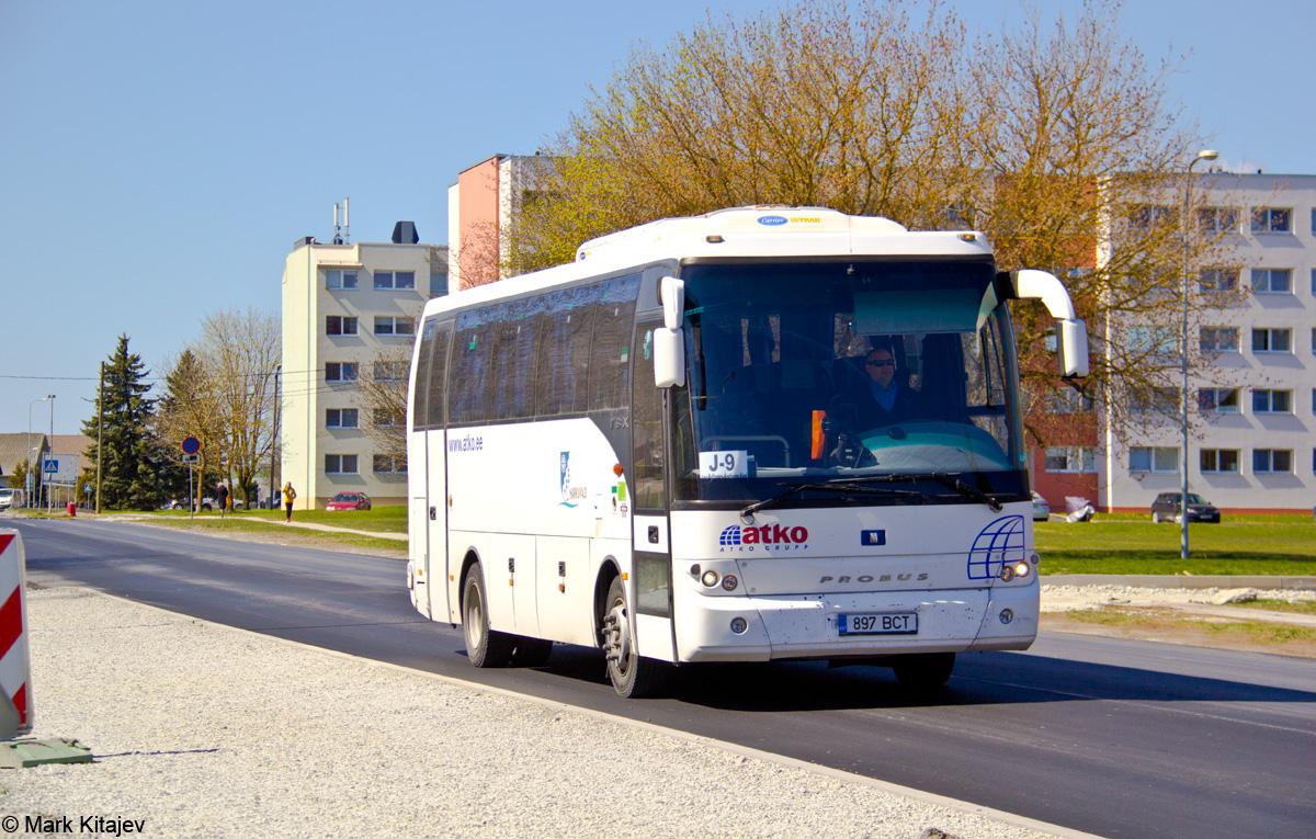 Tallinn, BMC Probus 850-TBX № 897 BCT