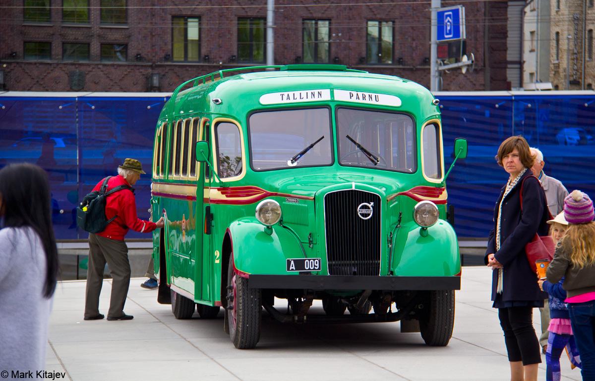 Tallinn, Autokori № 2 Tallinn — 95. aastapäev Tallinna bussiliikluses