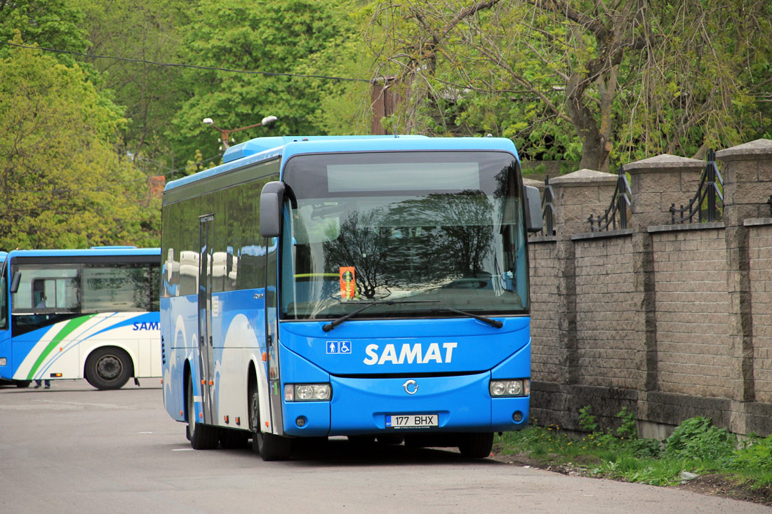 Saku, Irisbus Crossway 12M № 177 BHX