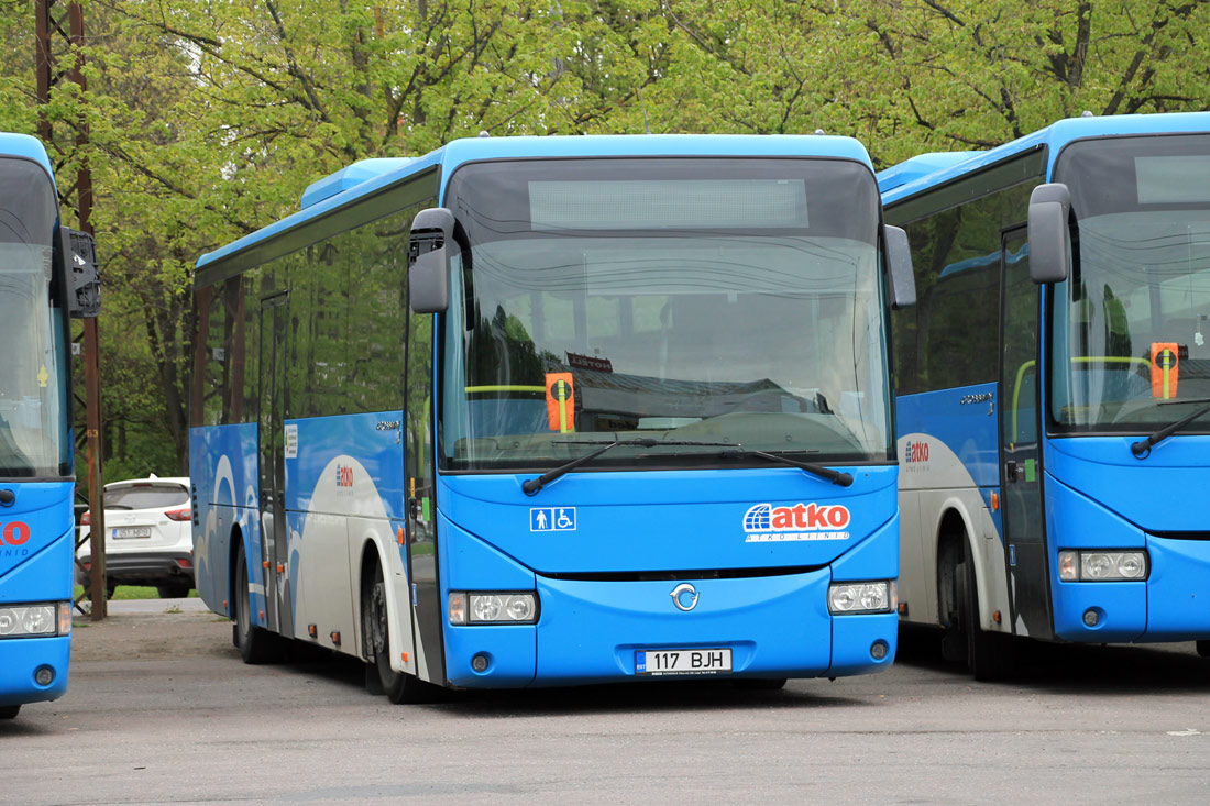 Tallinn, Irisbus Crossway 12M № 117 BJH