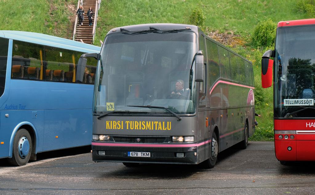 Võru, Berkhof Axial 70 № 678 TKM
