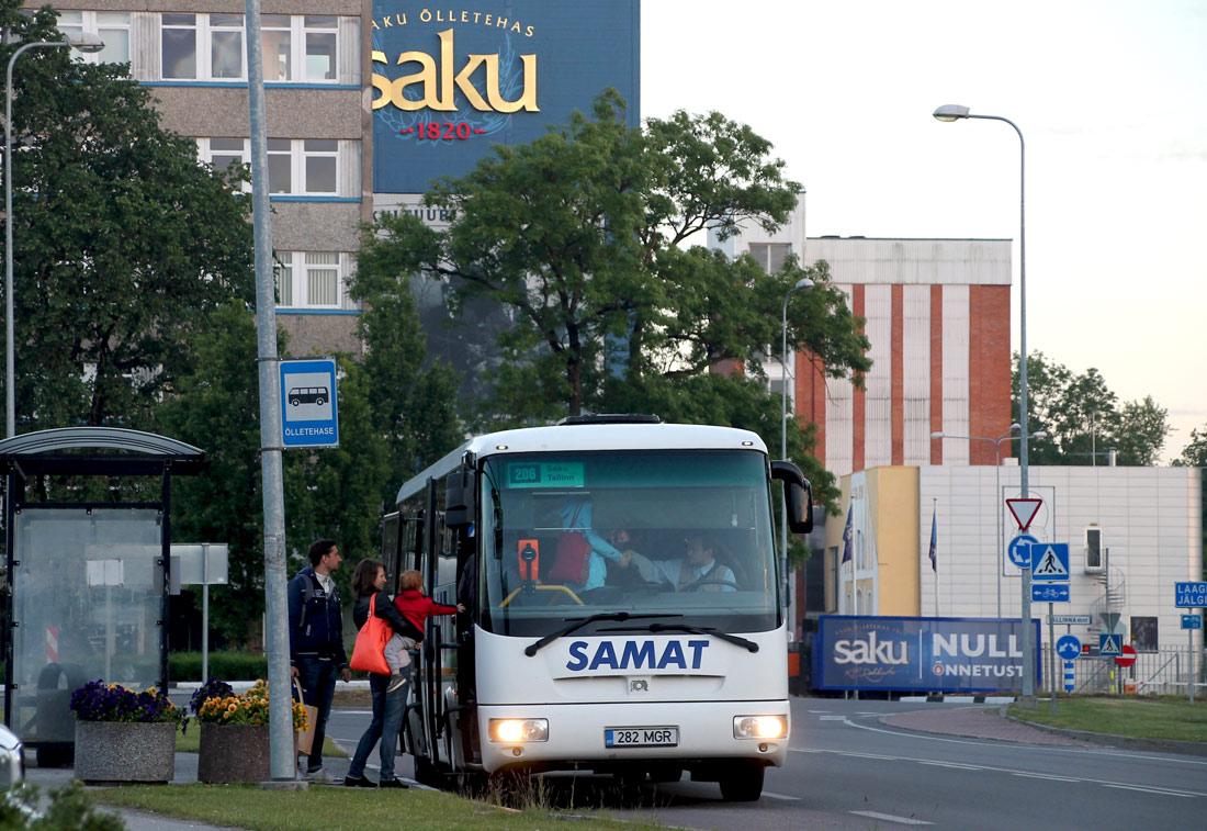 Saku, SOR C 10.5 № 282 MGR