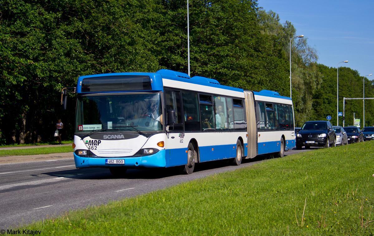 Tallinn, Scania OmniCity CN94UA 6X2 № 462