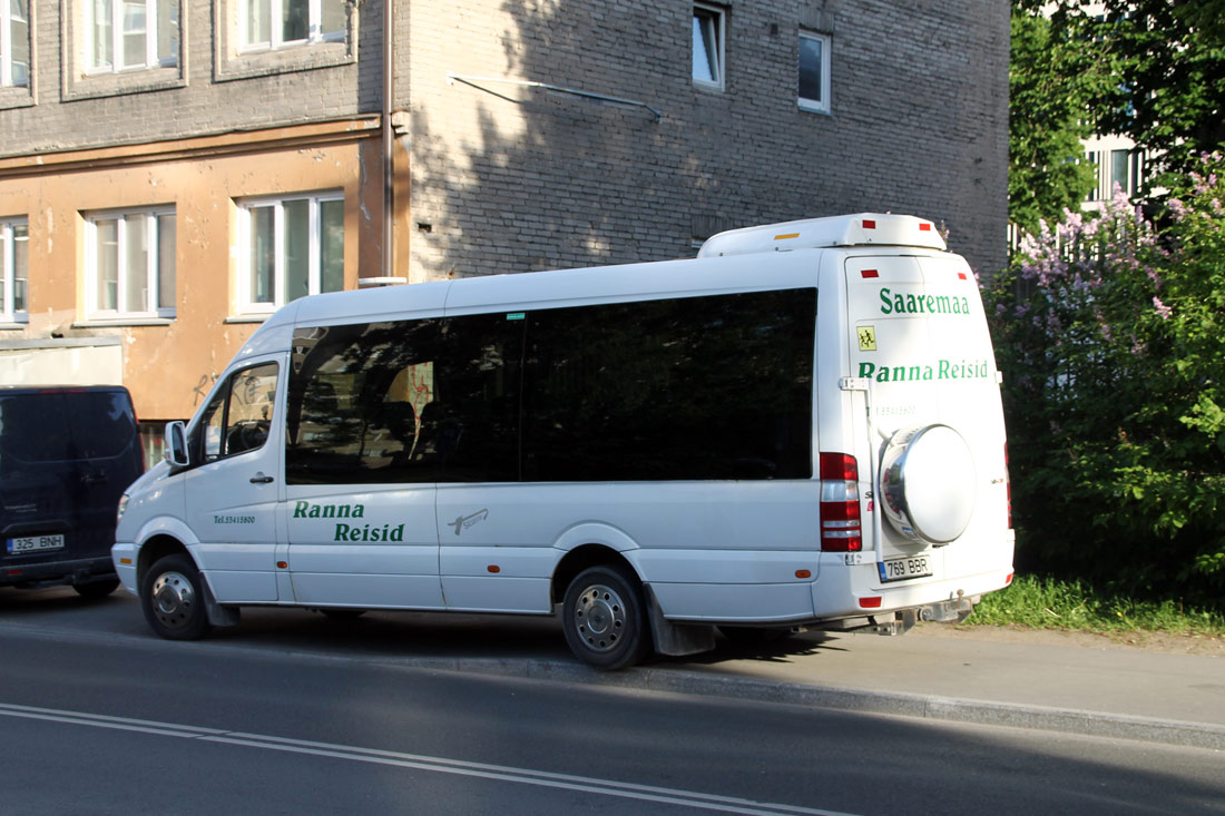 Kuressaare, Mercedes-Benz Sprinter 515CDI № 769 BBR