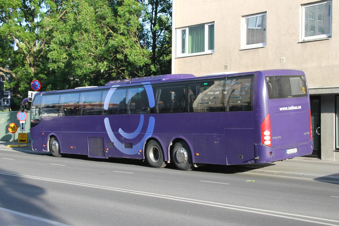 Tallinn, Volvo 9700S NG № 846 BRX Tallinn — XII noorte laulu- ja tantsupidu (Mina jään)
