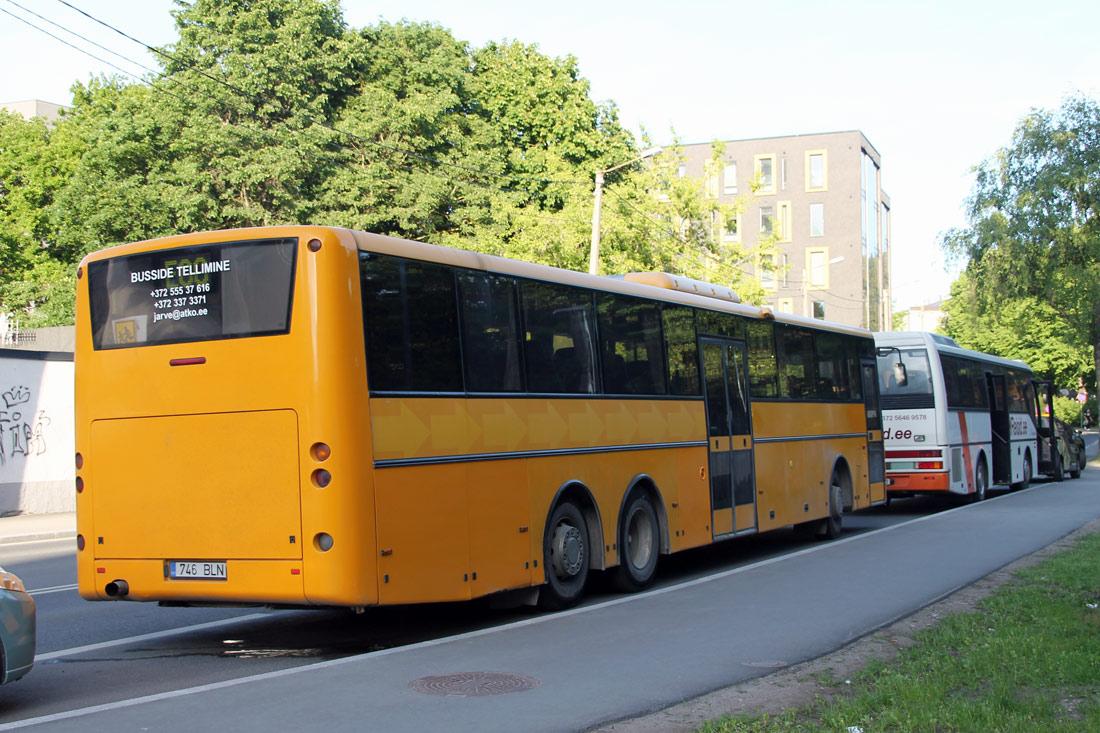 Kohtla-Järve, Vest Contrast № 746 BLN Tallinn — XII noorte laulu- ja tantsupidu (Mina jään)