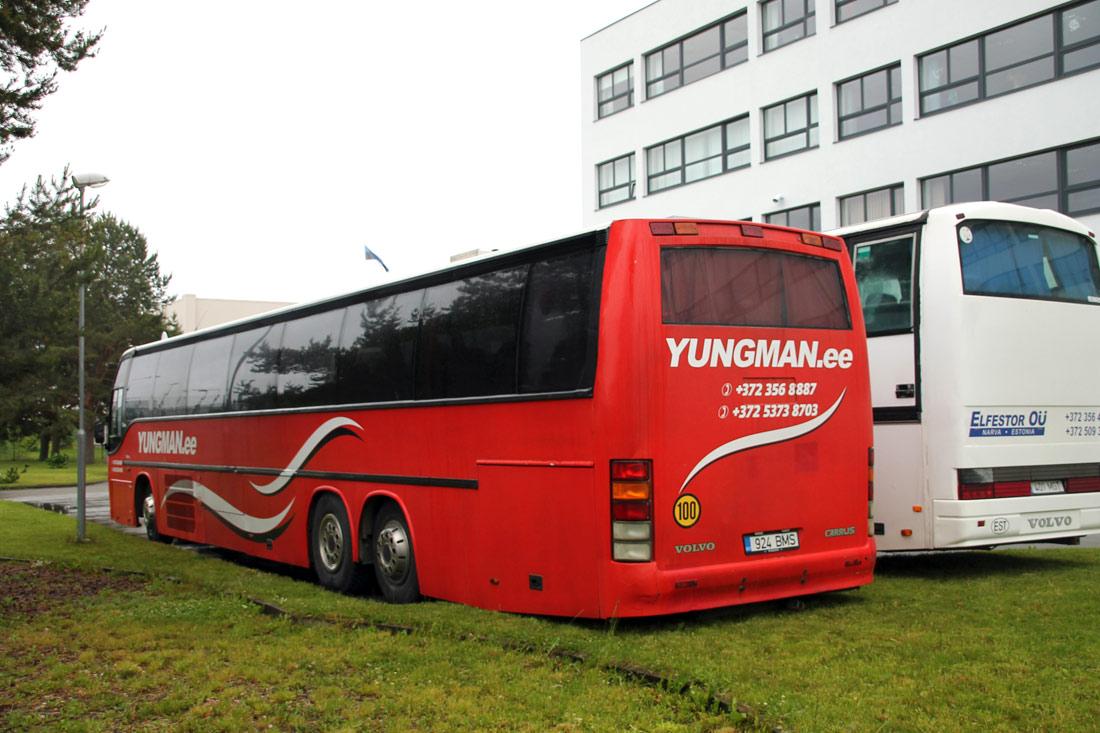 Narva, Carrus Vector 330 № 924 BMS Tallinn — XII noorte laulu- ja tantsupidu (Mina jään)