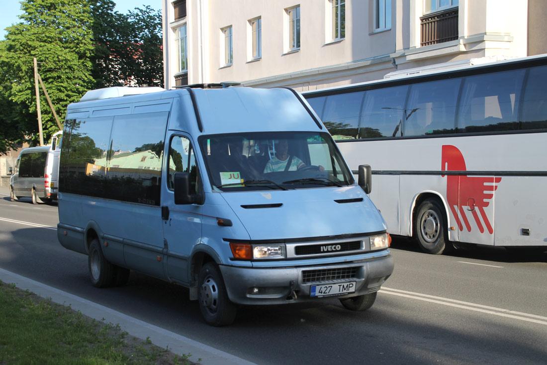 Valga, IVECO Daily 50C13V № 427 TMP Tallinn — XII noorte laulu- ja tantsupidu