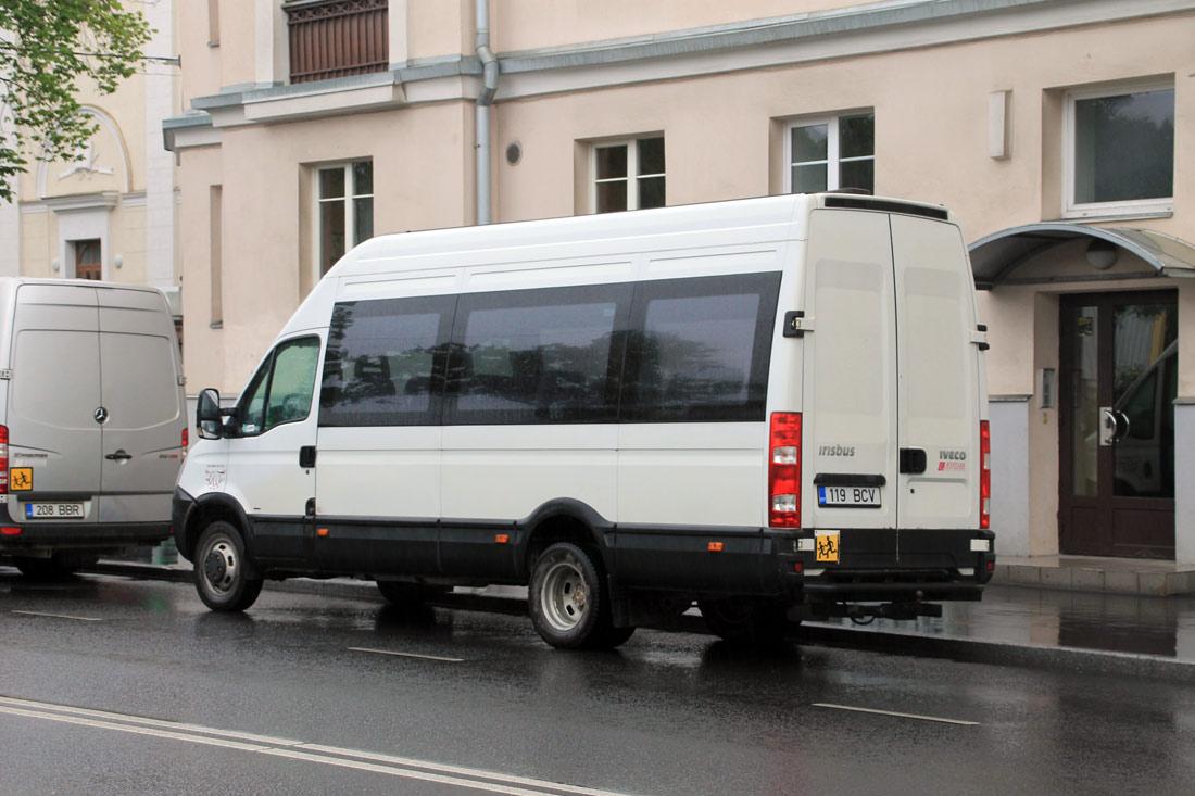 Loksa, IVECO Daily 50C15V № 119 BCV Tallinn — XII noorte laulu- ja tantsupidu