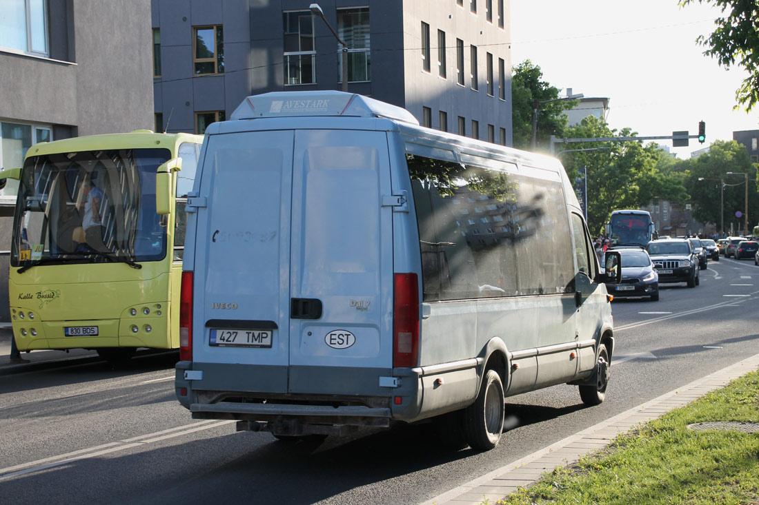 Valga, IVECO Daily 50C13V № 427 TMP