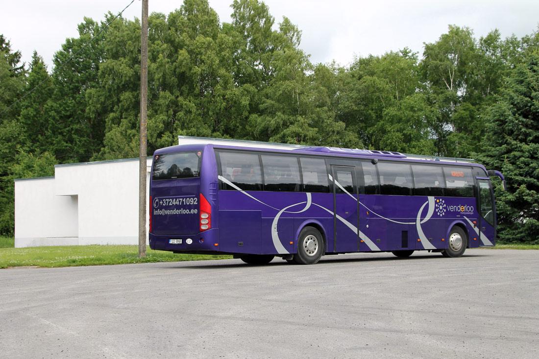 Pärnu, Volvo 9700S NG № 122 BNB