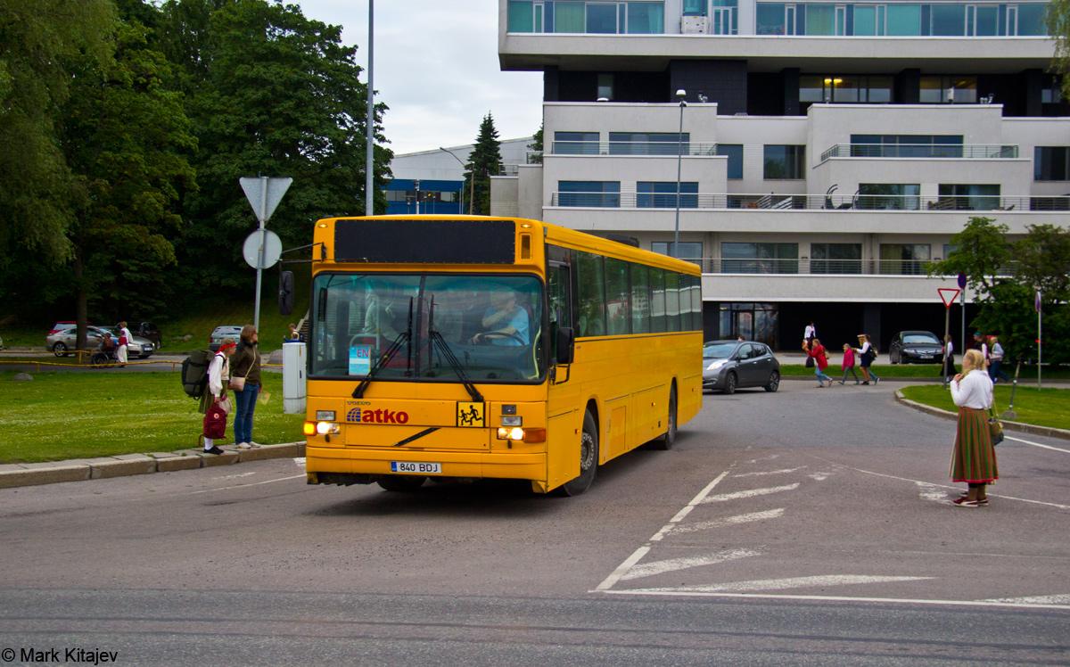 Tallinn, Säffle 2000NL № 840 BDJ Tallinn — XII noorte laulu- ja tantsupidu (Mina jään)
