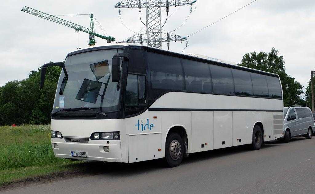 Narva, Carrus Classic III 360 № 339 MPF Tallinn — XII noorte laulu- ja tantsupidu (Mina jään)