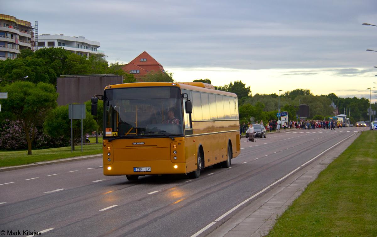 Tartu, Vest Contrast № 430 TLV Tallinn — XII noorte laulu- ja tantsupidu (Mina jään)