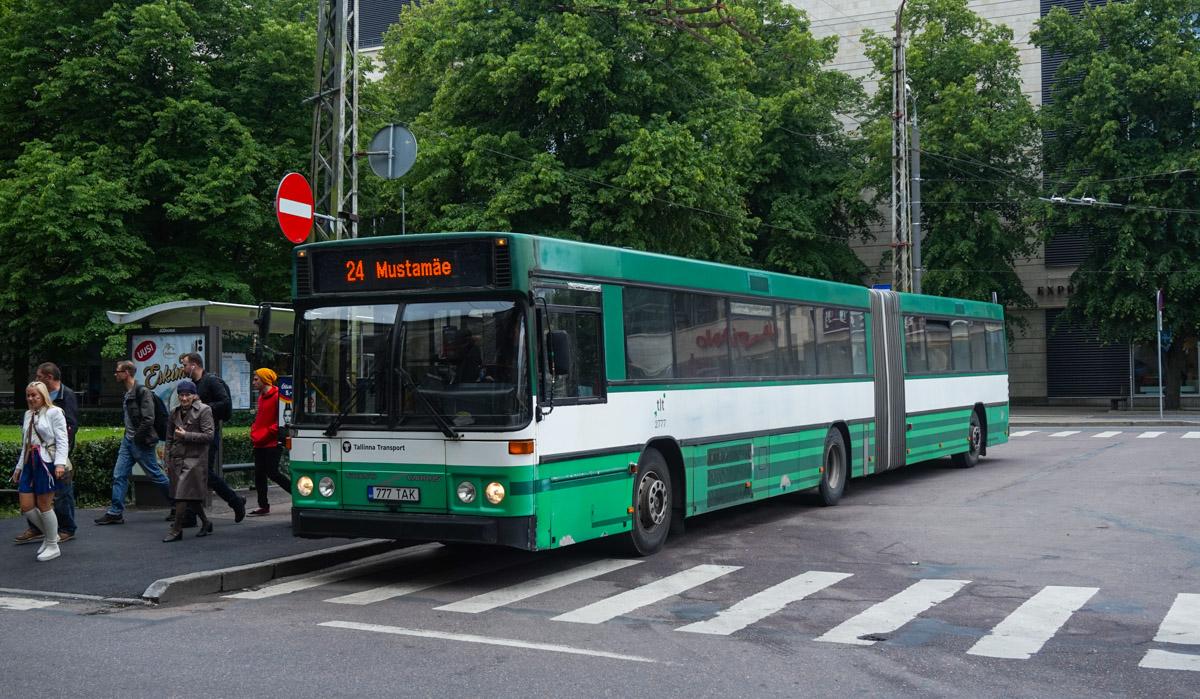 Tallinn, Carrus N204 City № 2777