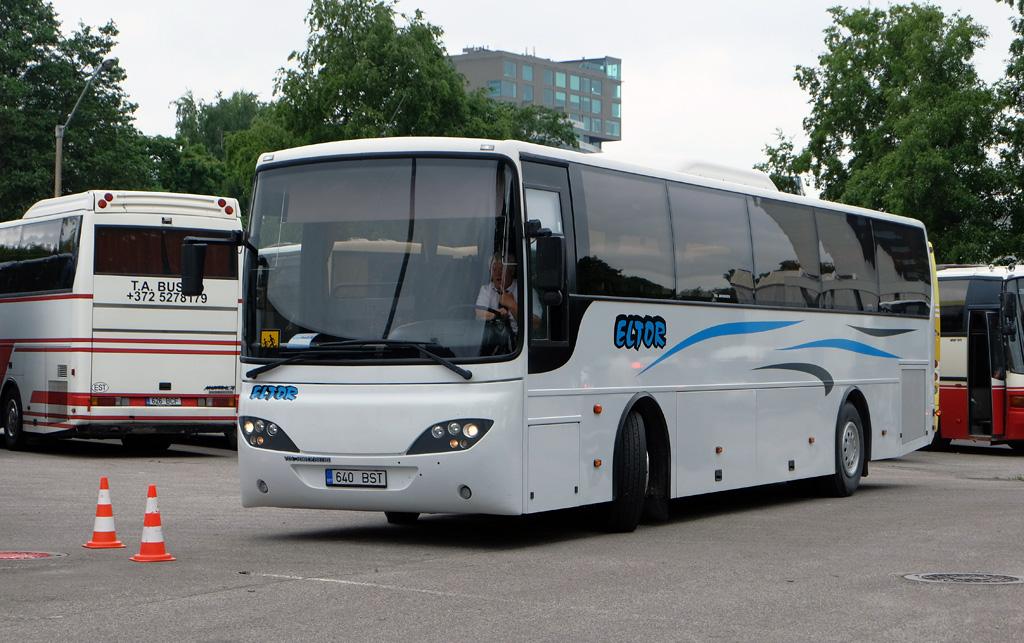 Põltsamaa, VDL Jonckheere Mistral 30 № 640 BST Tallinn — XII noorte laulu- ja tantsupidu