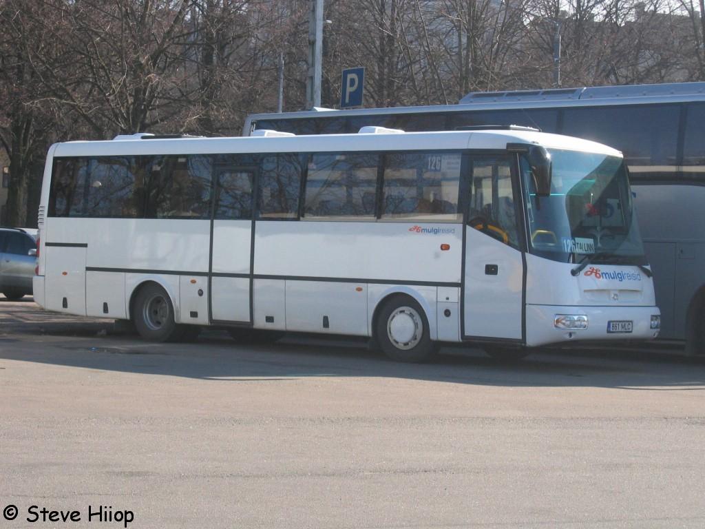Tallinn, SOR C 9.5 № 861 MLC