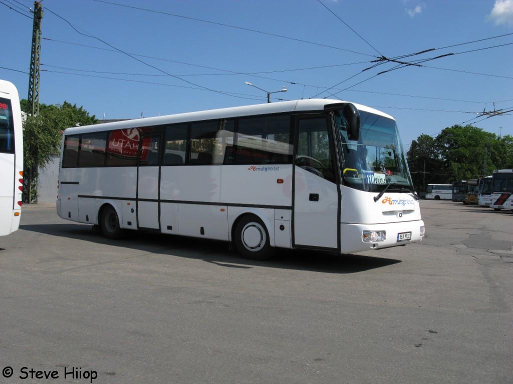 Tallinn, SOR C 9.5 № 863 MLC
