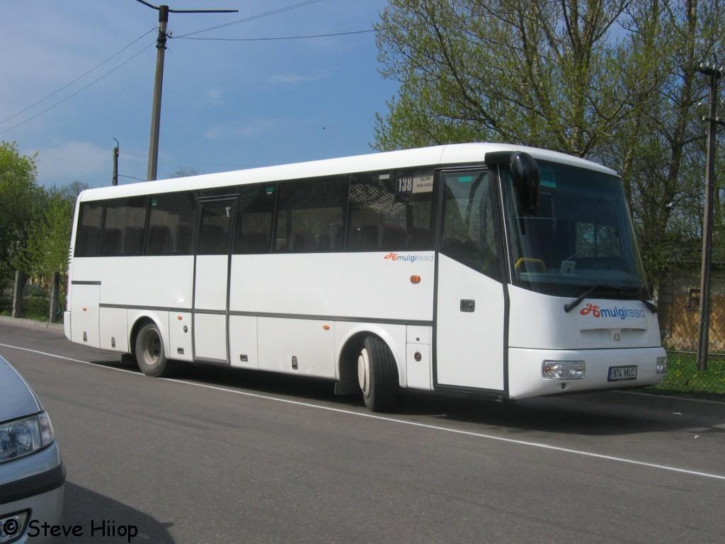 Kärdla, SOR C 9.5 № 874 MLC