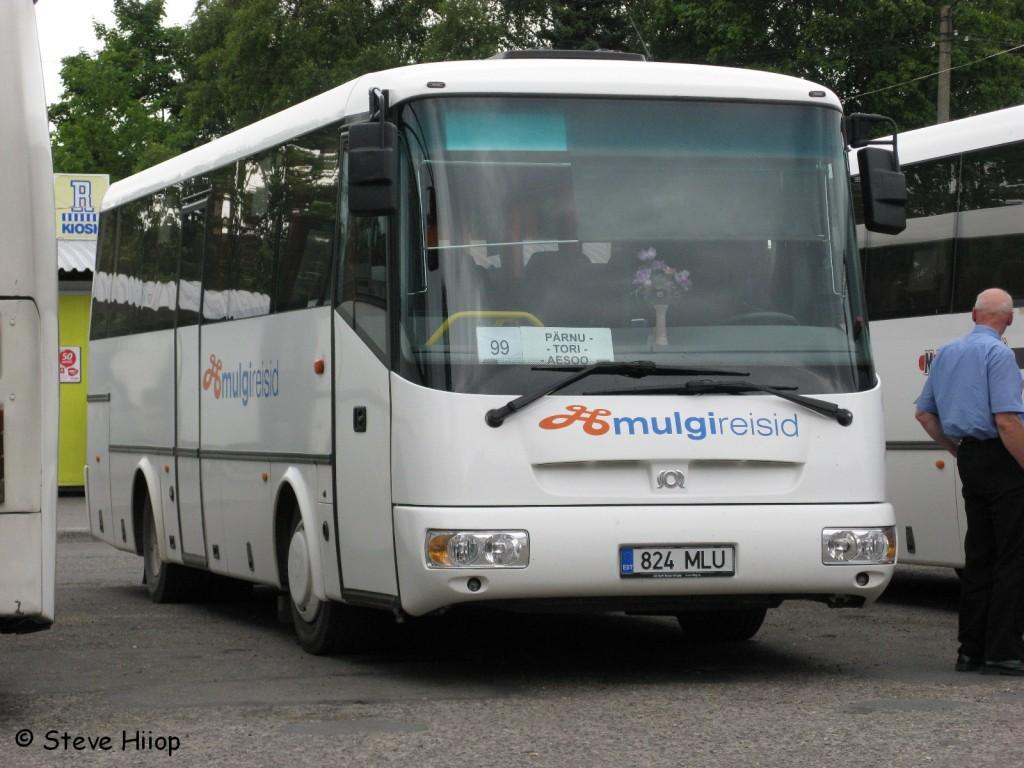 Pärnu, SOR C 9.5 № 824 MLU