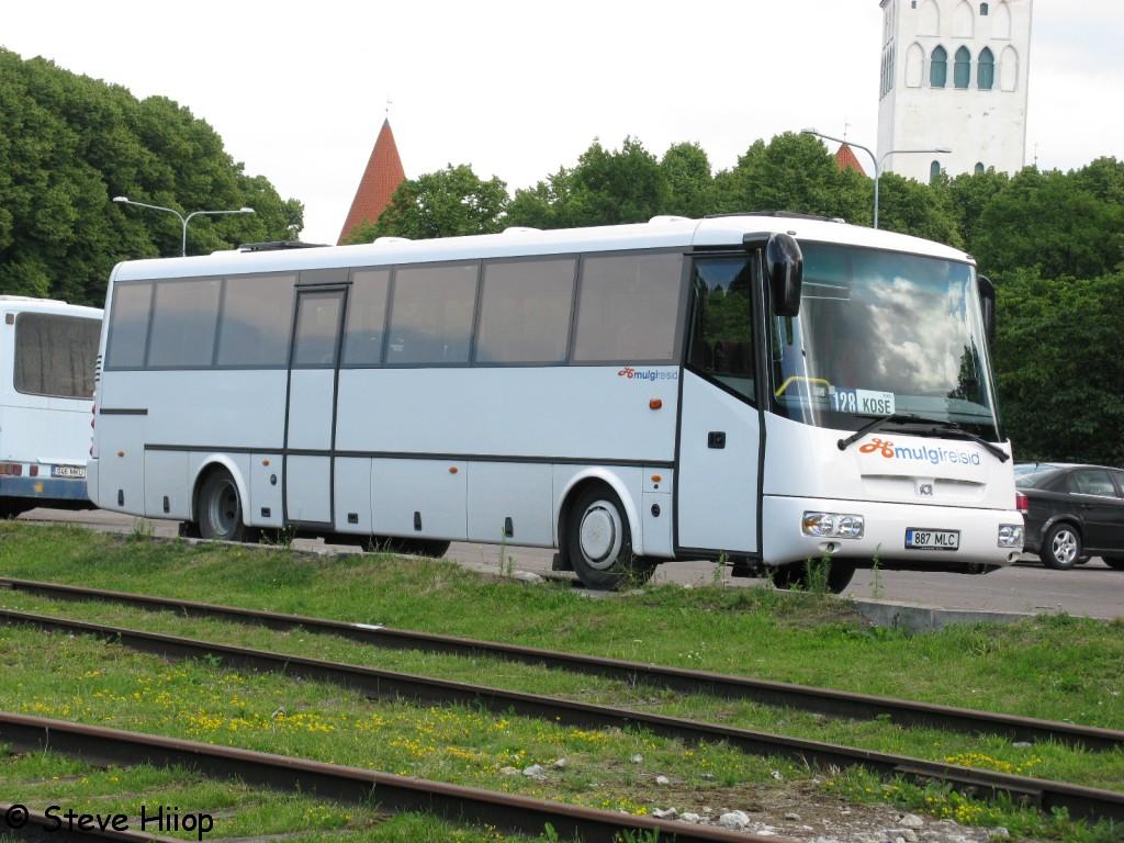 Tallinn, SOR C 10.5 № 887 MLC