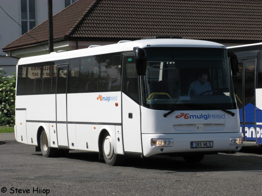 Pärnu, SOR C 9.5 № 283 MLS