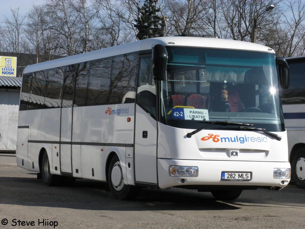 Pärnu, SOR C 9.5 № 282 MLS