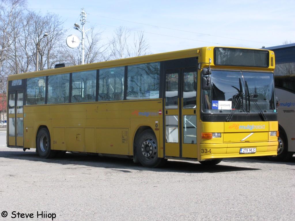 Pärnu, Aabenraa System 2000NL № 279 MLS