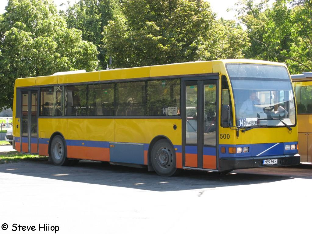 Tallinn, Berkhof Europa 2000NL № 965 MLH