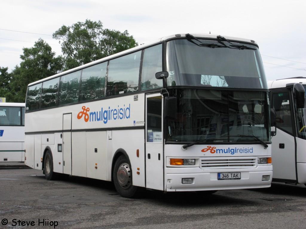 Pärnu, Berkhof Excellence 2000HL № 346 TAK