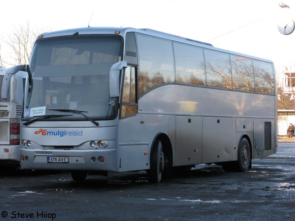 Pärnu, Jonckheere Mistral 70 № 678 AVE