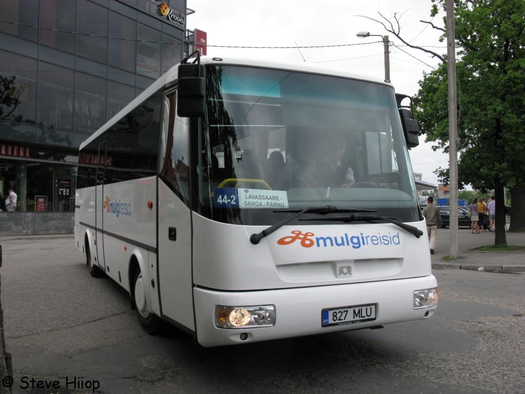 Pärnu, SOR C 9.5 № 827 MLU