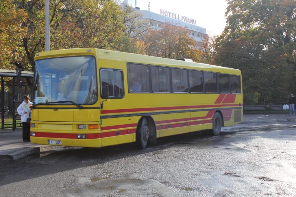 Pärnu, DAB 1350L № 331 BDR