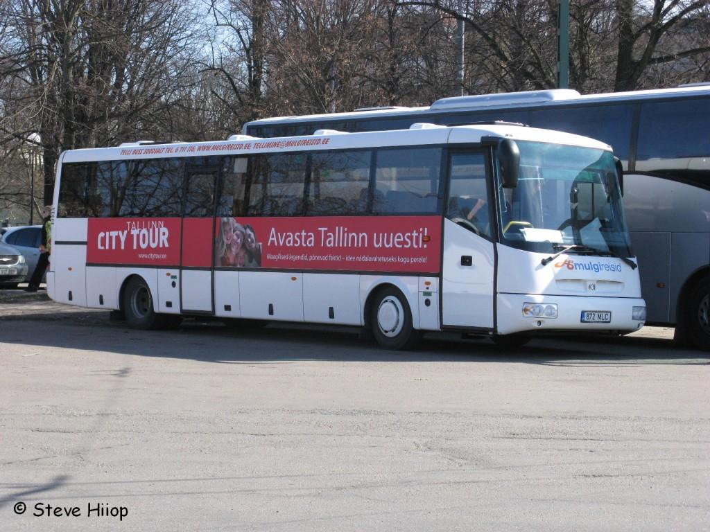 Tallinn, SOR C 10.5 № 872 MLC