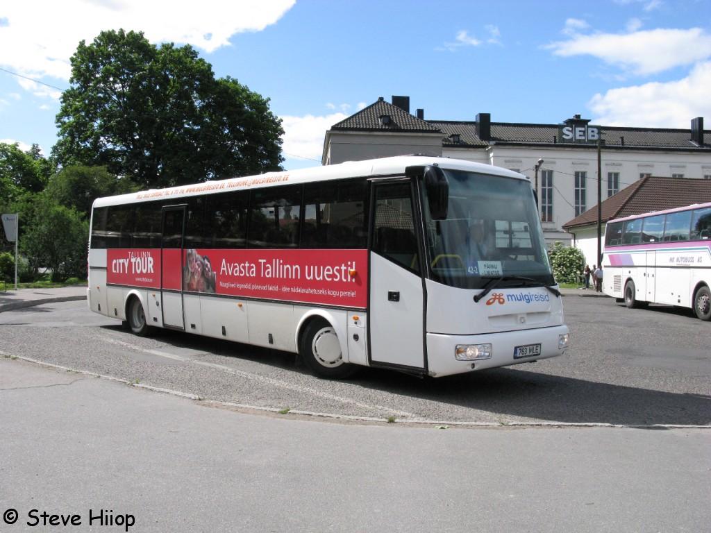 Pärnu, SOR C 10.5 № 763 MLE