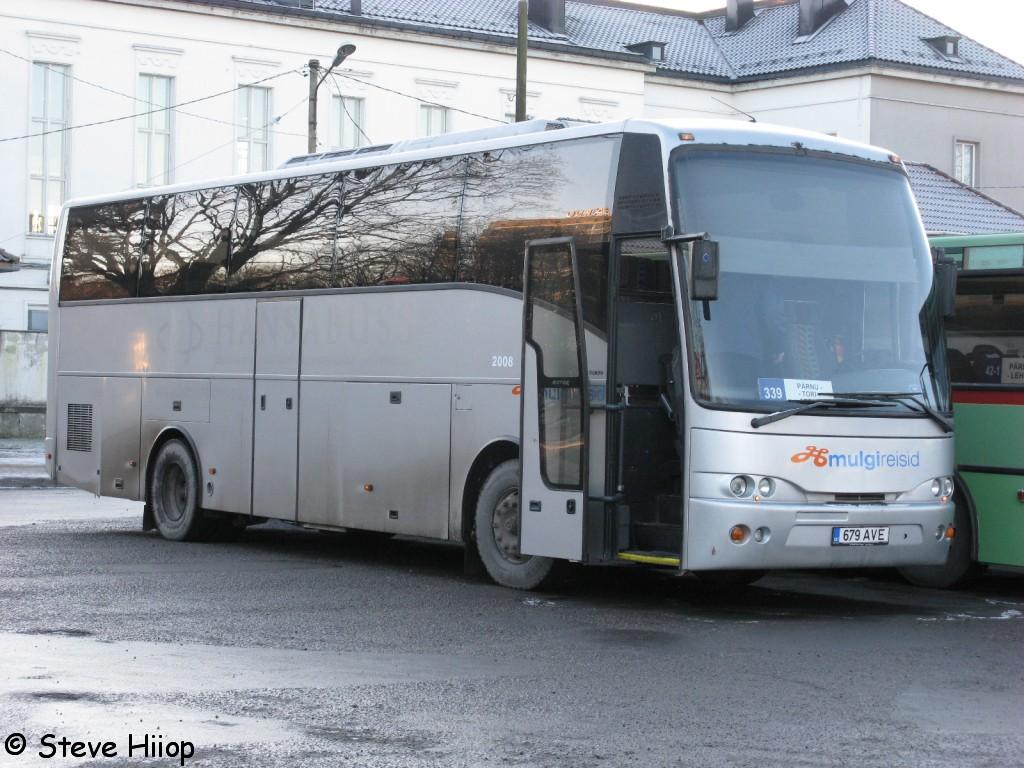 Pärnu, Jonckheere Mistral 70 № 679 AVE