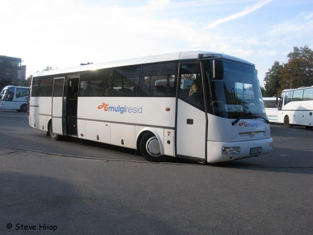 Pärnu, SOR C 10.5 № 810 MLU