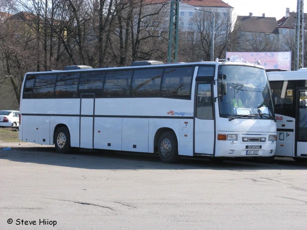 Tallinn, Ajokki Classic II 340 № 611 BCF